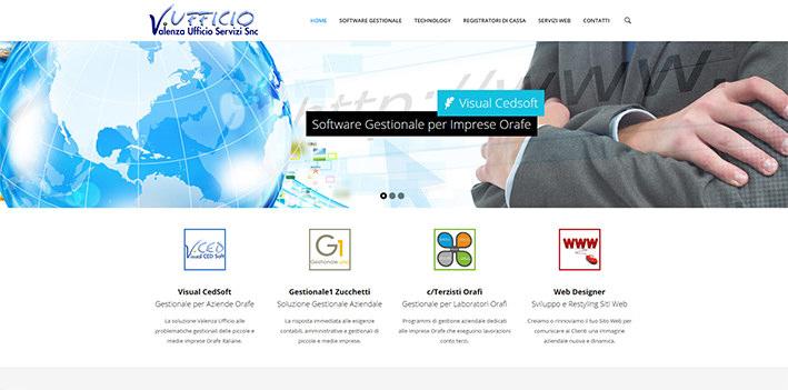 Realizzazione siti web Quakio Graphics Agenzia di comunicazione sito n.26