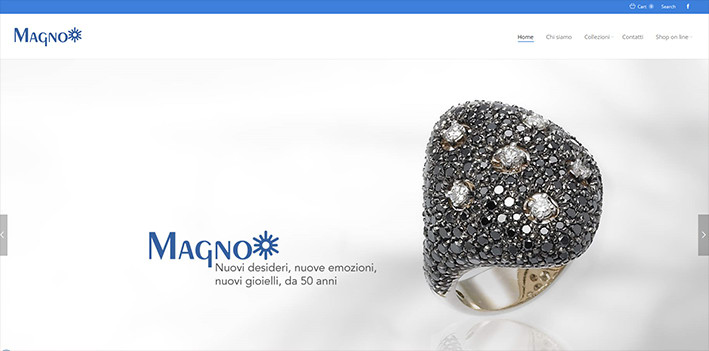 Realizzazione siti web Quakio Graphics Agenzia di comunicazione in Alessandriasito n.31